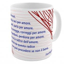 """Copertina di 'SpiriTazza """"Ama e fa' ciò che vuoi"""" (Sant'Agostino)'"""