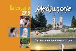 Copertina di 'Calendario da tavolo Medjugorje 2015 Shalom'