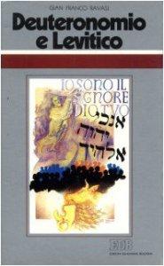 Copertina di 'Deuteronomio e Levitico. Il sacro, le leggi, i riti'