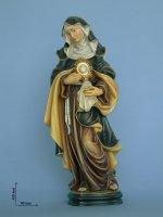 Statua Santa Chiara di  su LibreriadelSanto.it
