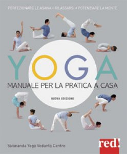 Copertina di 'Yoga. Manuale per la pratica a casa'