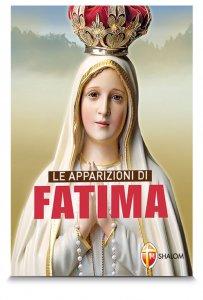 Copertina di 'Le apparizioni di Fatima'