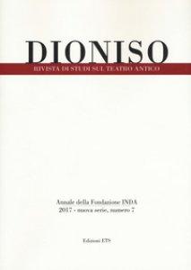 Copertina di 'Dioniso. Rivista di studi sul teatro antico (2017)'