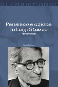 Copertina di 'Pensiero e azione in Luigi Sturzo'