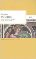 Politico. Testo greco a fronte - Platone