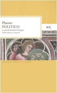 Copertina di 'Politico. Testo greco a fronte'