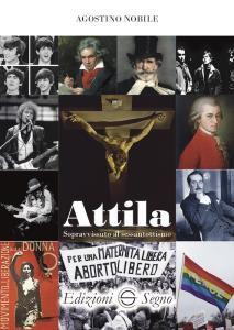 Copertina di 'Attila'