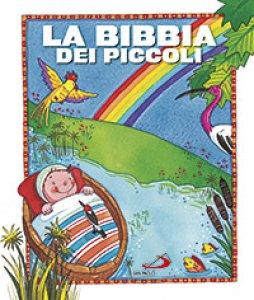 Copertina di 'La Bibbia dei piccoli'