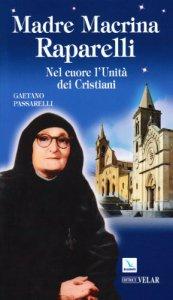 Copertina di 'Madre Macrina Raparelli'