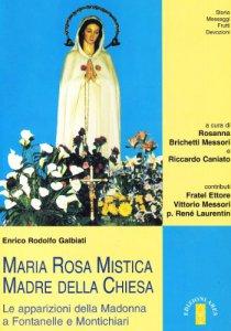 Copertina di 'Maria Rosa Mistica, Madre della Chiesa'