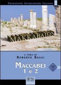 Copertina di 'Maccabei 1-2'