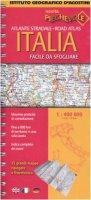 Atlante stradale Italia 1:400.000