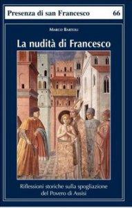 Copertina di 'La nudità di Francesco'
