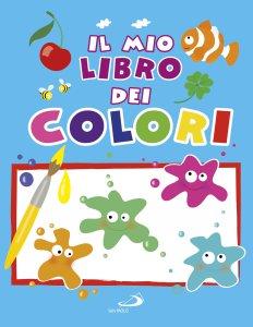 Copertina di 'Il mio libro dei colori'