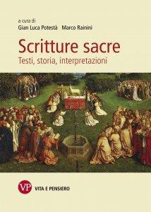 Copertina di 'Scritture sacre'