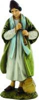 Pastore con piffero cm 12 - Linea Martino Landi