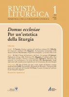 Estetica e poietica del celebrare cristiano - Paolo Tomatis