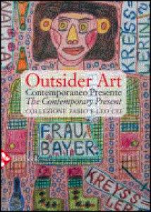 Copertina di 'Outsider Art'