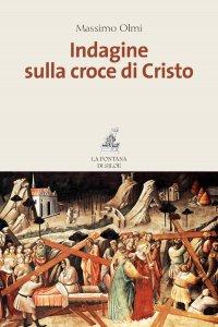 Copertina di 'Indagine sulla croce di Cristo'
