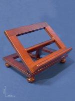 Leggio da tavolo in noce misura media - dimensioni 30x25 cm