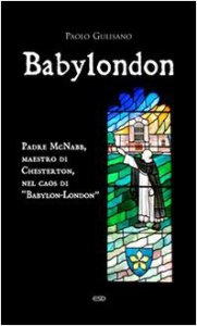 Copertina di 'Babylondon'