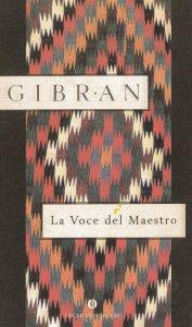 Copertina di 'La voce del maestro'
