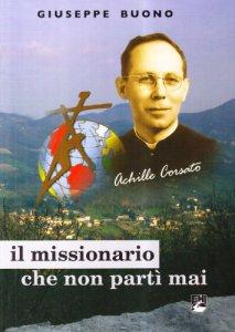 Copertina di 'Il missionario che non partì mai'