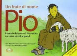 Copertina di 'Un frate di nome Pio + cd'