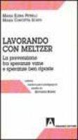 Lavorando con Meltzer. La prevenzione tra speranze vane e speranze ben riposte - Petrilli M. Elena, Scavo M. Concetta