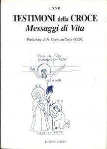 Copertina di 'Testimoni della croce vol.1'
