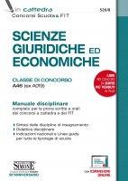 Scienze giuridiche ed economiche - Classe di concorso A46 (ex A019) - Redazioni Edizioni Simone