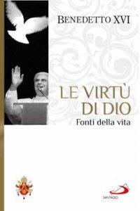 Copertina di 'Le virtù di Dio'