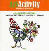 Art activity. Animali della fattoria