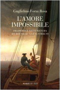 Copertina di 'L'amore impossibile'