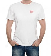 "T-shirt ""Iesoûs"" marchio - taglia S - uomo"