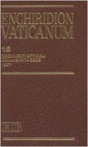 Copertina di 'Enchiridion Vaticanum. 16'