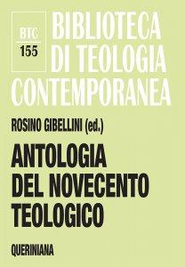 Copertina di 'Antologia del Novecento teologico'