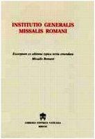 Institutio Generalis Missalis Romani