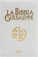 La Bibbia di Gerusalemme (copertina cartonata similpelle color avorio)