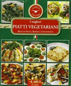 Copertina di 'Piatti vegetariani'