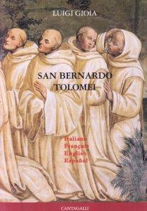 Copertina di 'San Bernardo Tolomei'