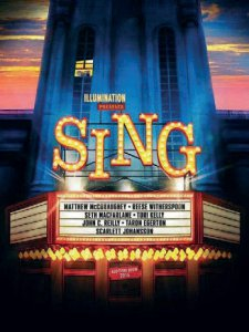 Copertina di 'Sing'