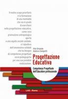 Progettazione educativa. Competenza progettuale dell'educatore professionale - Orlando Vito, Zampetti Andrea