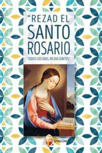Copertina di 'Rezad el Santo Rosario todos los dias rezad juntos'