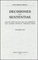 Rotae Romanae decisiones seu sententiae (2002) - Rotae Romanae Tribunal