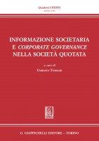 Informazione societaria e corporate governance nella società quotata - Umberto Tombari