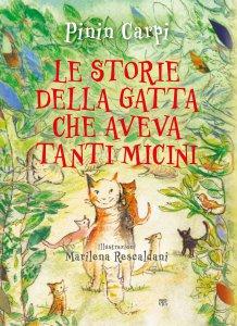 Copertina di 'Le storie della gatta che aveva tanti micini'