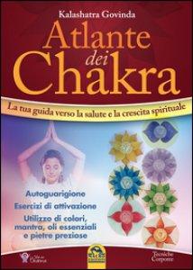 Copertina di 'Atlante dei Chakra'