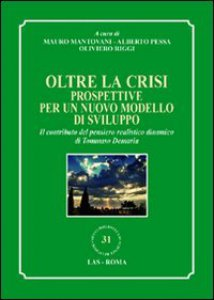 Copertina di 'Oltre la crisi'