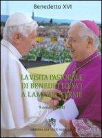 La visita pastorale di Benedetto XVI a Lamezia Terme 9 ottobre 2011 - Benedetto XVI